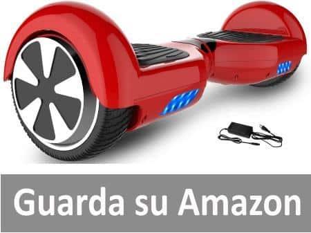 """2WD Hoverboard Scooter elettrico auto bilanciato da 6,5"""" scooter elettrico"""