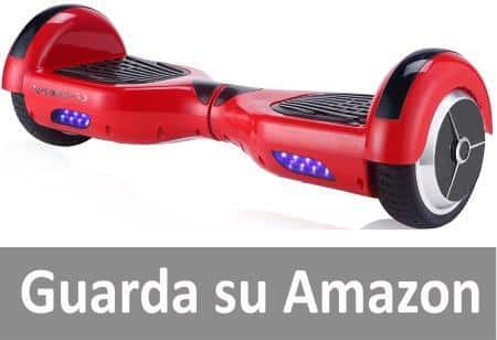 ACBK Hoverboard Scooter Elettrico Autobilanciato 6.5?