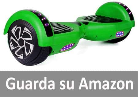 Dragon Hoverboard con ruote 6,5""