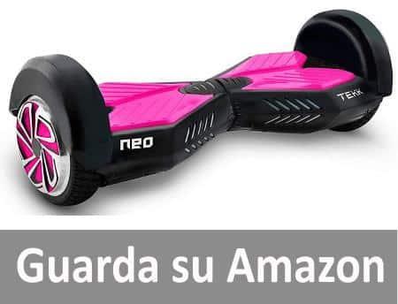 Itekk Hoverboard 8'' Neo con Bluetooth