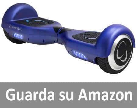 """SmartGyro X2 Self Balance Scooter Elettrico con Bluetooth 6,5"""""""