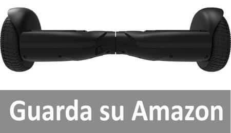 Twodots Hoverboard UL 2272 Glyboard PRO Black
