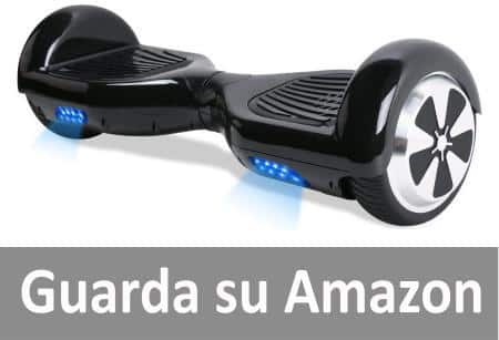 Windgoo Hoverboard Bluetooth 10 Pollici, Smart Scooter Motore 2 * 350W
